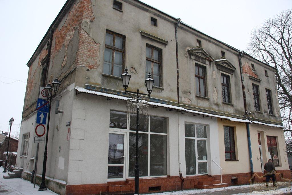 Mieszkanie trzypokojowe na sprzedaż Lubawa, Grunwaldzka  89m2 Foto 1