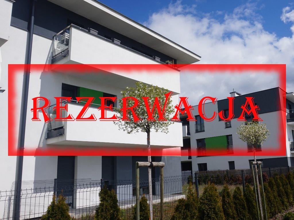 Mieszkanie trzypokojowe na sprzedaż Skórzewo, os. Grafitowe  62m2 Foto 1