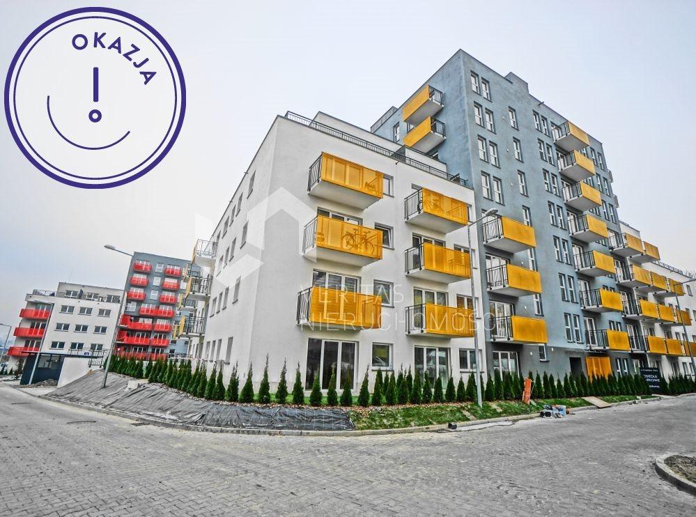 Mieszkanie trzypokojowe na sprzedaż Gliwice, Stare Gliwice, Kozielska  50m2 Foto 1