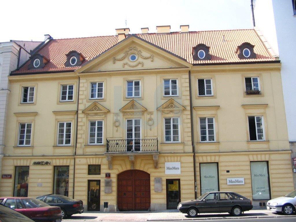 Mieszkanie czteropokojowe  na sprzedaż Warszawa, Śródmieście, Śródmieście Południowe, Nowy Świat  114m2 Foto 1