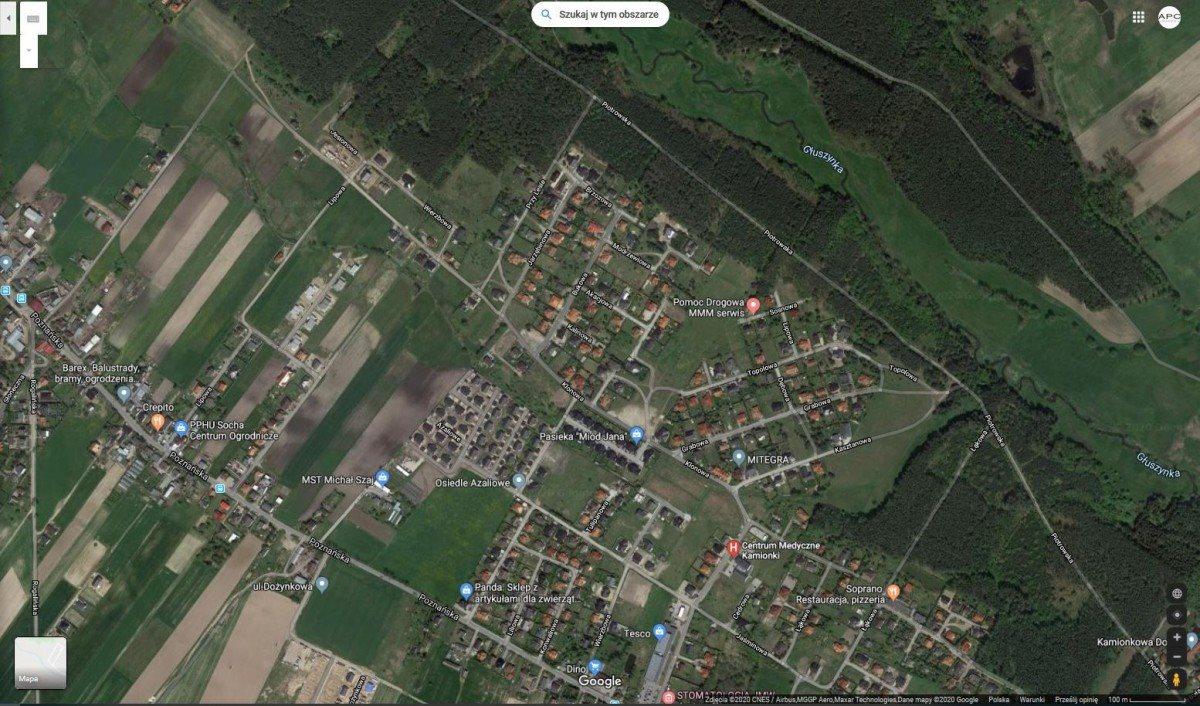 Działka budowlana na sprzedaż Daszewice, Piotrowska  2600m2 Foto 4
