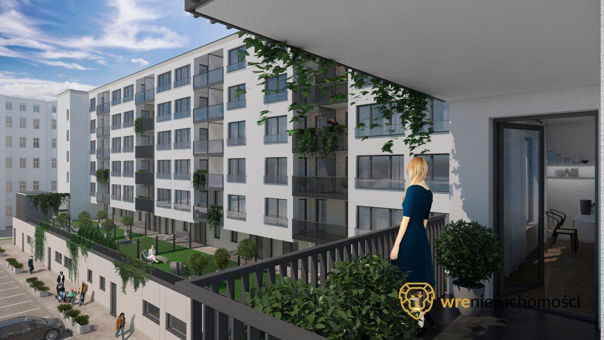 Mieszkanie trzypokojowe na sprzedaż Wrocław, Śródmieście, Kręta  41m2 Foto 5