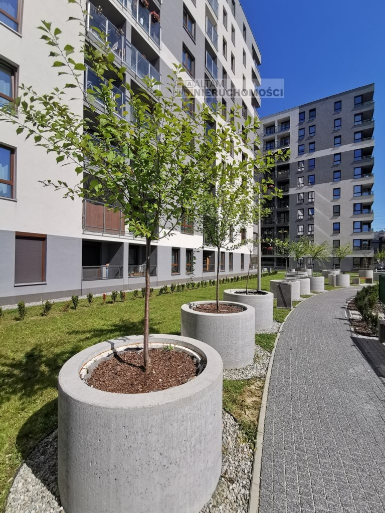 Mieszkanie dwupokojowe na sprzedaż Kraków, Mistrzejowice, Mistrzejowice  39m2 Foto 2