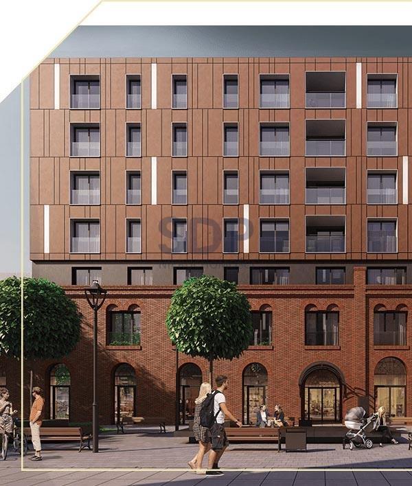 Mieszkanie dwupokojowe na sprzedaż Wrocław, Stare Miasto, Stare Miasto, Tęczowa  41m2 Foto 3