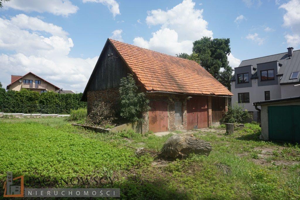 Działka budowlana pod dzierżawę Kraków, Prądnik Biały, Tonie  1200m2 Foto 3
