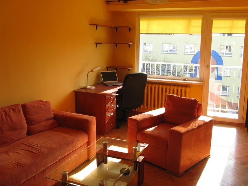 Mieszkanie dwupokojowe na wynajem Łódź, Bałuty, Klonowa 11  43m2 Foto 1