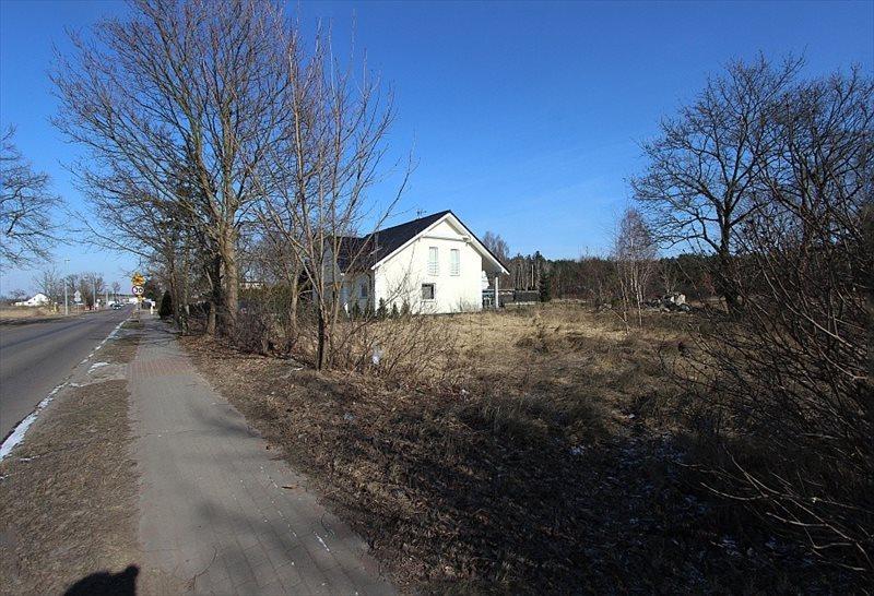 Działka budowlana na sprzedaż Pucice  1118m2 Foto 1