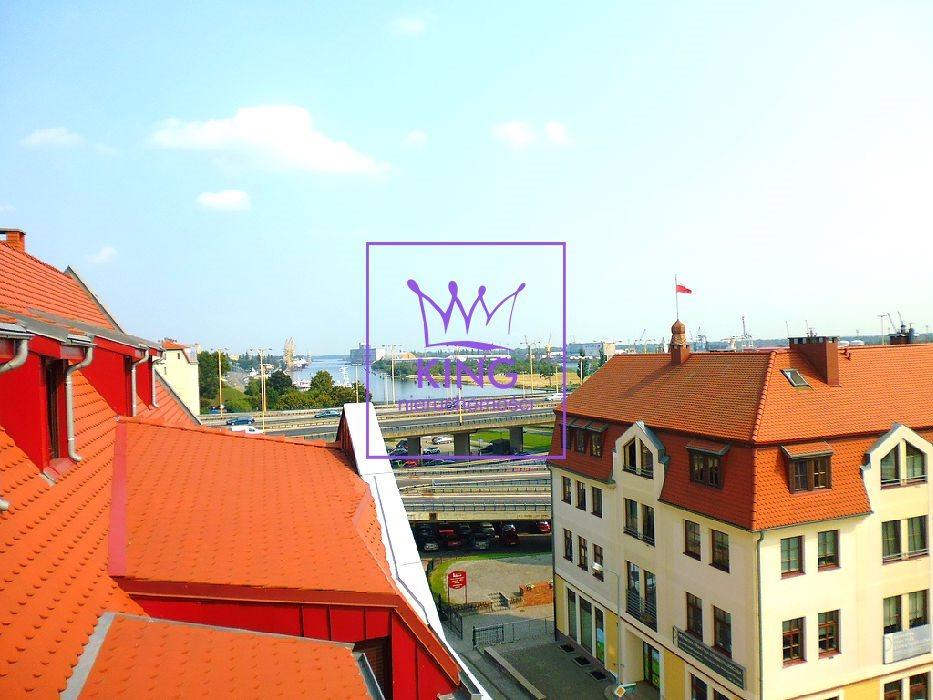 Mieszkanie czteropokojowe  na wynajem Szczecin, Podzamcze  120m2 Foto 1