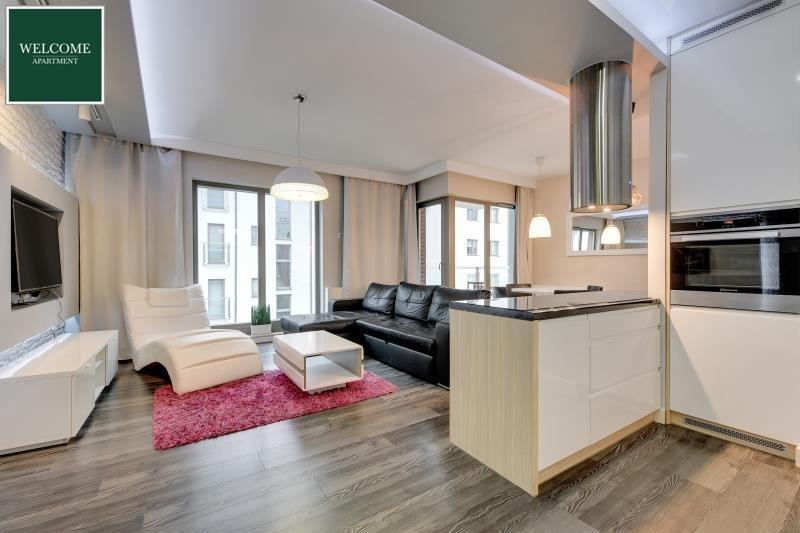 Mieszkanie dwupokojowe na sprzedaż Gdańsk, Śródmieście, WaterLane, Szafarnia  52m2 Foto 1