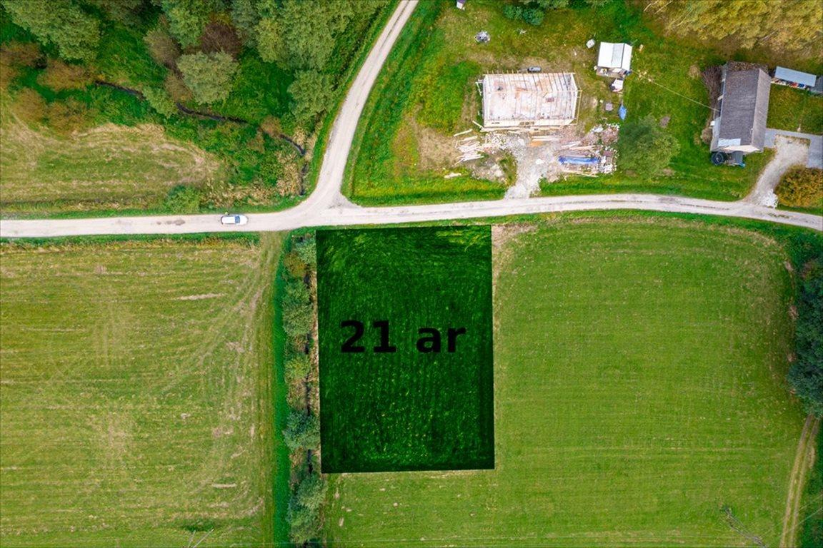 Działka rolna na sprzedaż Nockowa, Iwierzyce  2100m2 Foto 2