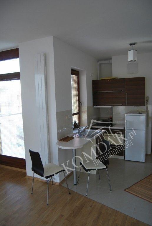 Mieszkanie dwupokojowe na wynajem Warszawa, Wilanów, Sarmacka  45m2 Foto 3