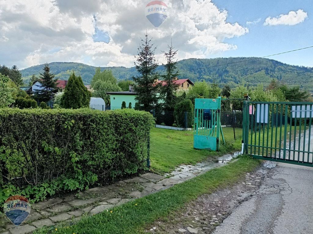 Działka rekreacyjna na sprzedaż Bielsko-Biała, Lipnik, Krakowska  397m2 Foto 5