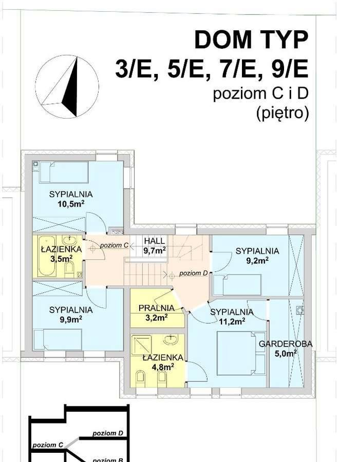 Dom na sprzedaż Żernica  137m2 Foto 5