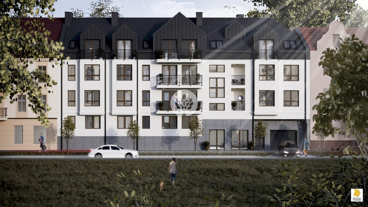 Mieszkanie trzypokojowe na sprzedaż Bydgoszcz, Błonie, Seminaryjna  57m2 Foto 1