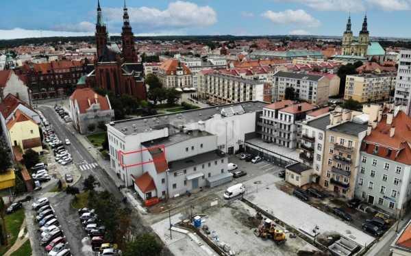 Lokal użytkowy na wynajem Legnica, Najświętszej Marii Panny  60m2 Foto 9