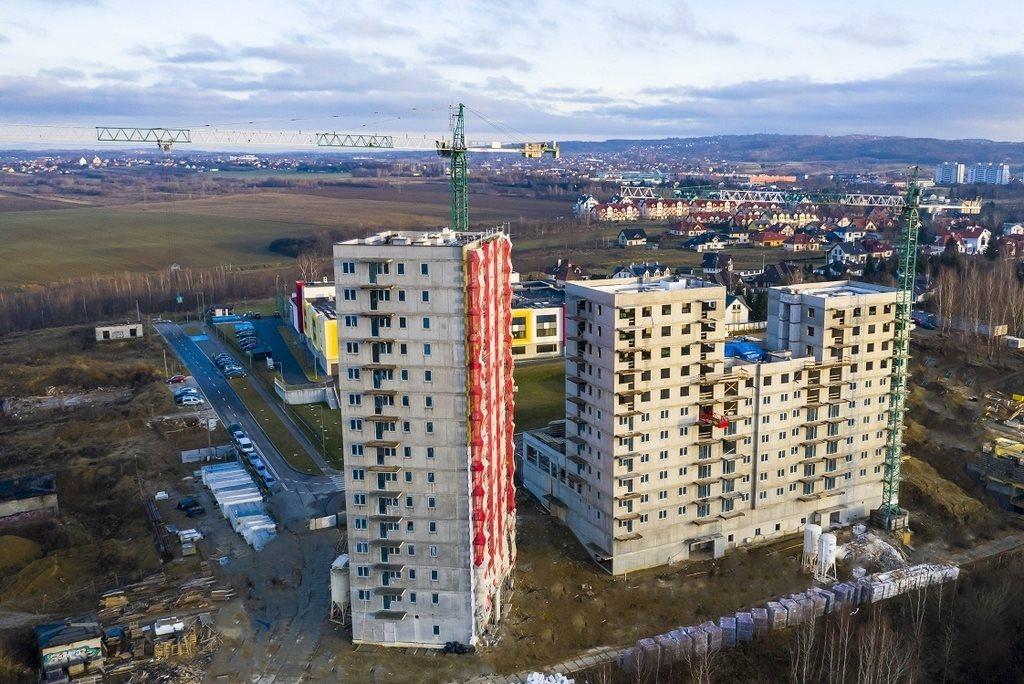 Mieszkanie dwupokojowe na sprzedaż Rzeszów, Bałtycka  26m2 Foto 3