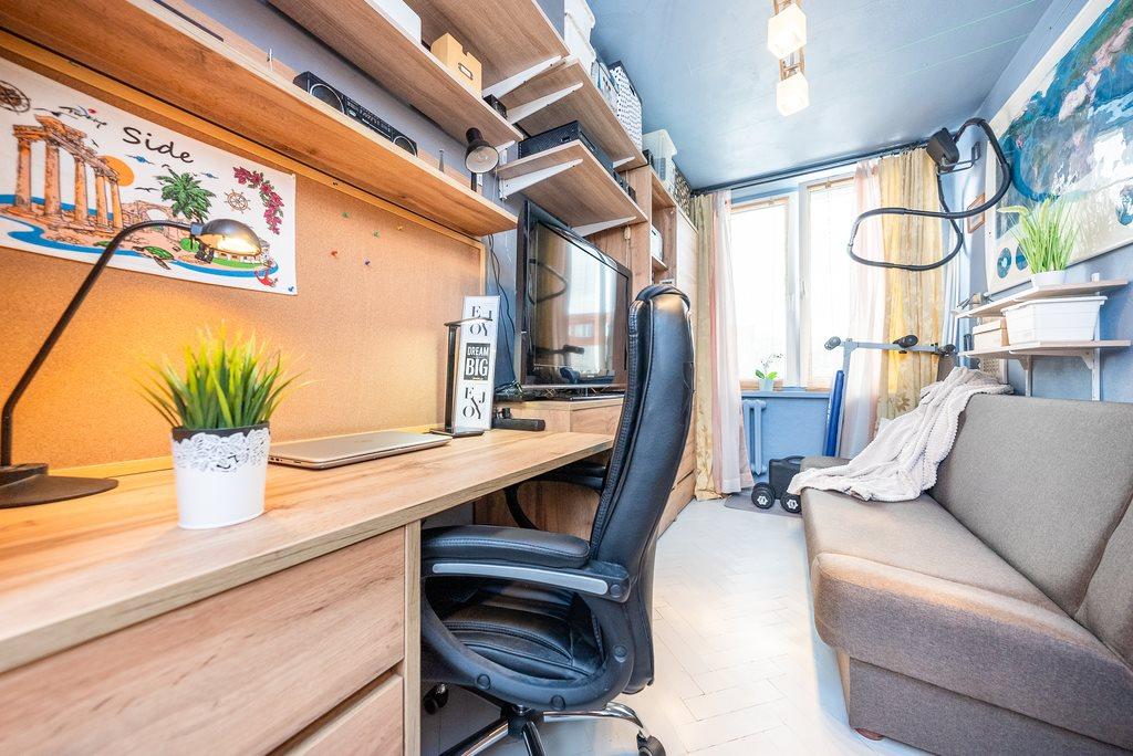 Mieszkanie trzypokojowe na sprzedaż Warszawa, Targówek, Bródno, św. Hieronima  46m2 Foto 4