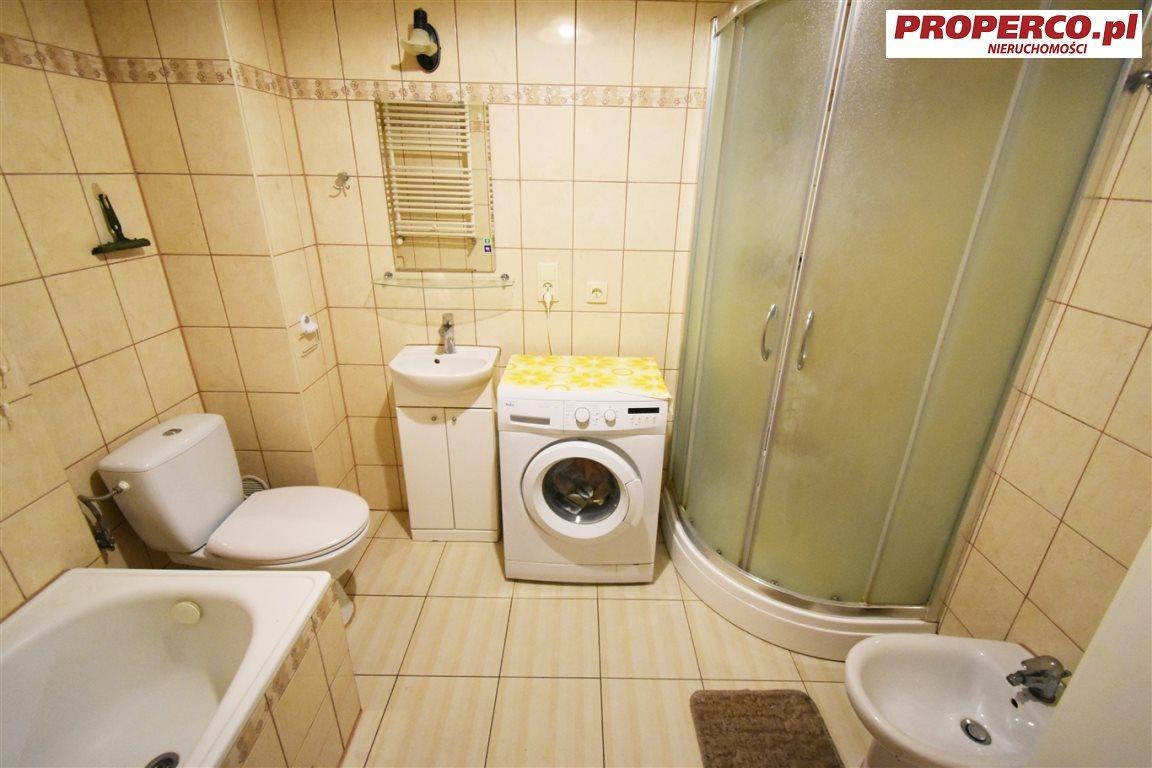 Mieszkanie dwupokojowe na wynajem Kielce, Szydłówek, Turystyczna  57m2 Foto 6