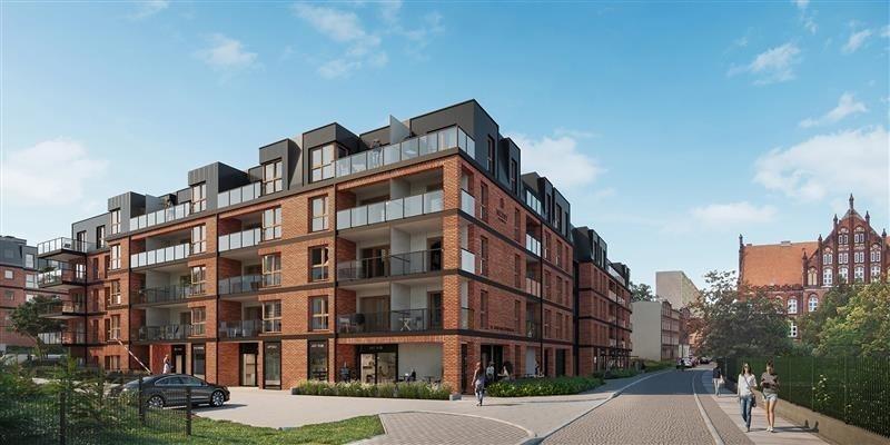 Mieszkanie dwupokojowe na sprzedaż Gdańsk, Siedlce, Jacka Malczewskiego  45m2 Foto 7