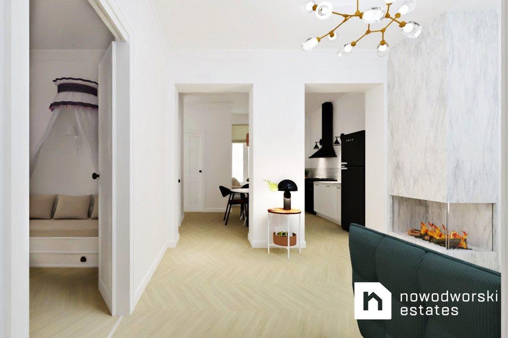 Mieszkanie trzypokojowe na sprzedaż Kraków, Stare Miasto, Stare Miasto, Starowiślna  84m2 Foto 7