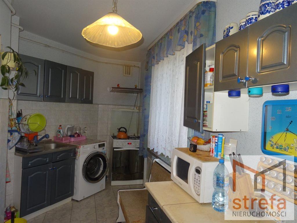 Mieszkanie czteropokojowe  na sprzedaż Łęczna  91m2 Foto 2