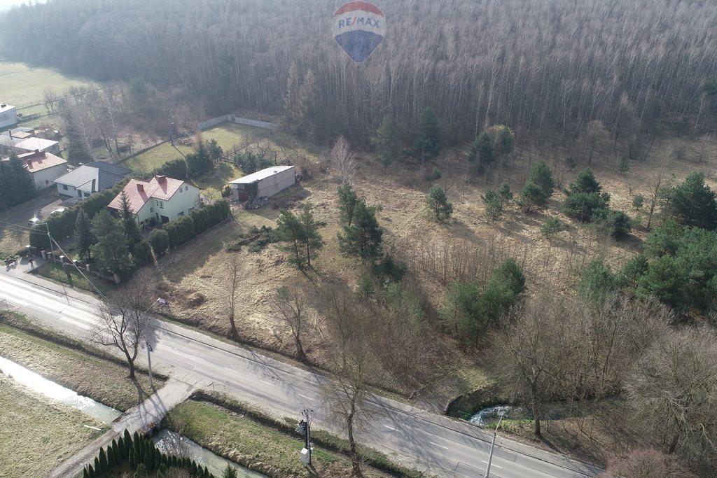 Działka budowlana na sprzedaż Wancerzów, Wyzwolenia  3193m2 Foto 3