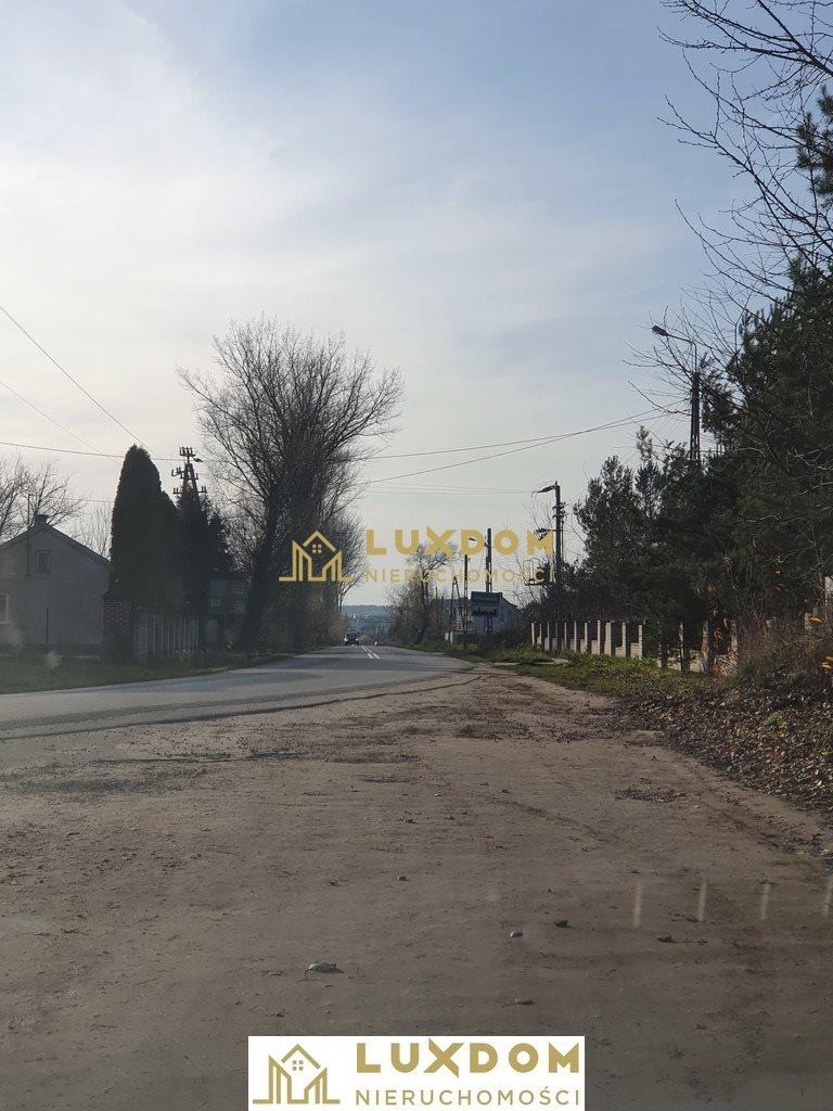 Działka budowlana na sprzedaż Glinianka, Wrzosowa  994m2 Foto 4