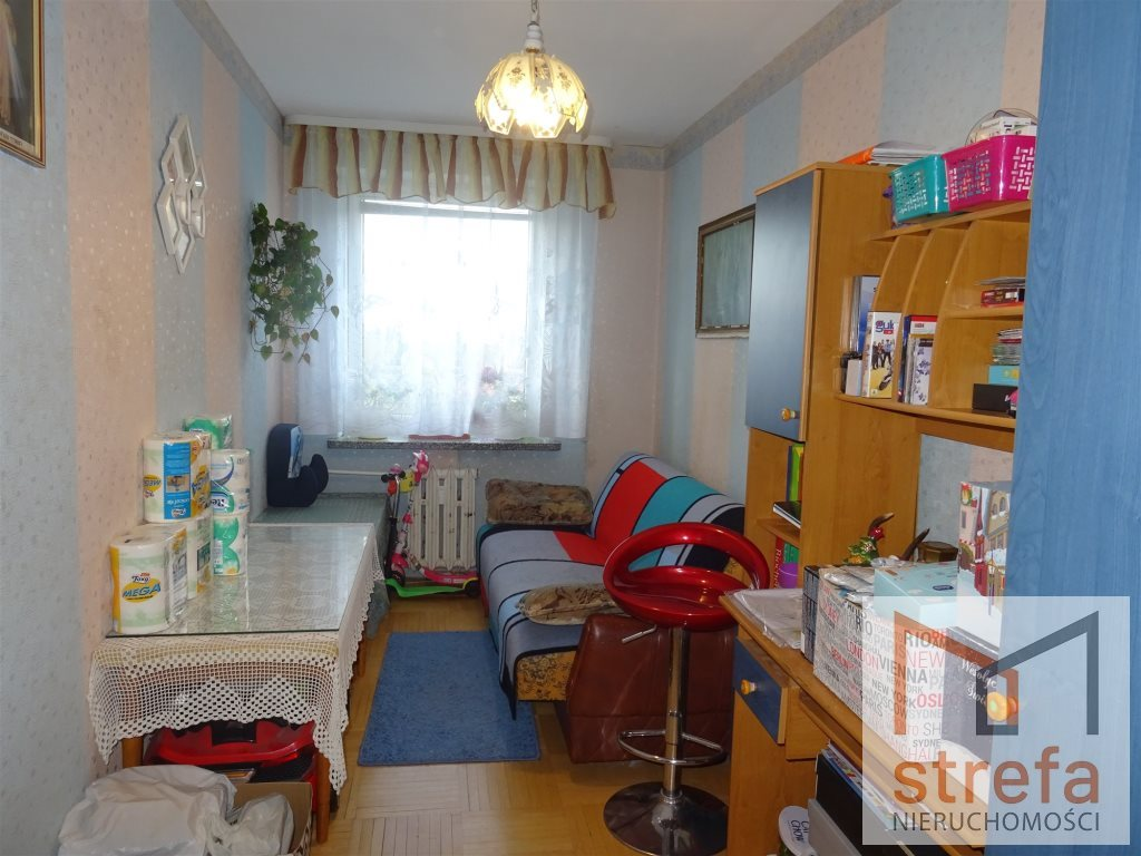 Mieszkanie czteropokojowe  na sprzedaż Łęczna  91m2 Foto 5