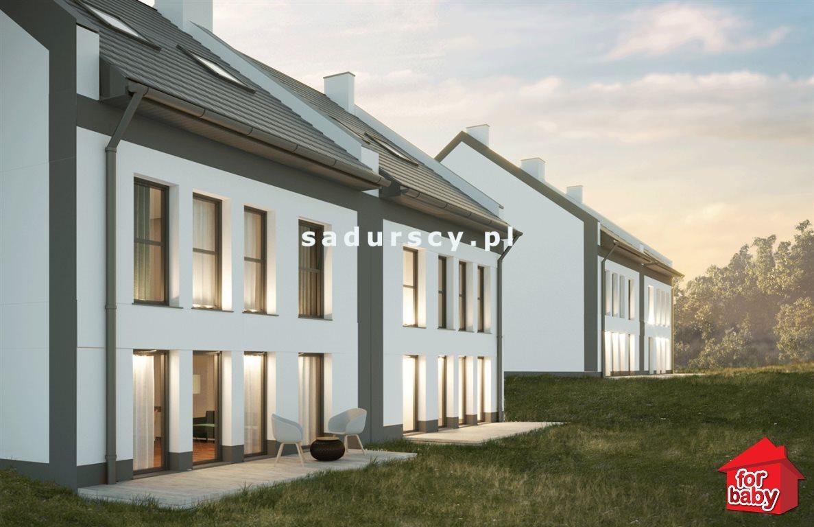 Mieszkanie trzypokojowe na sprzedaż Chorągwica  54m2 Foto 2