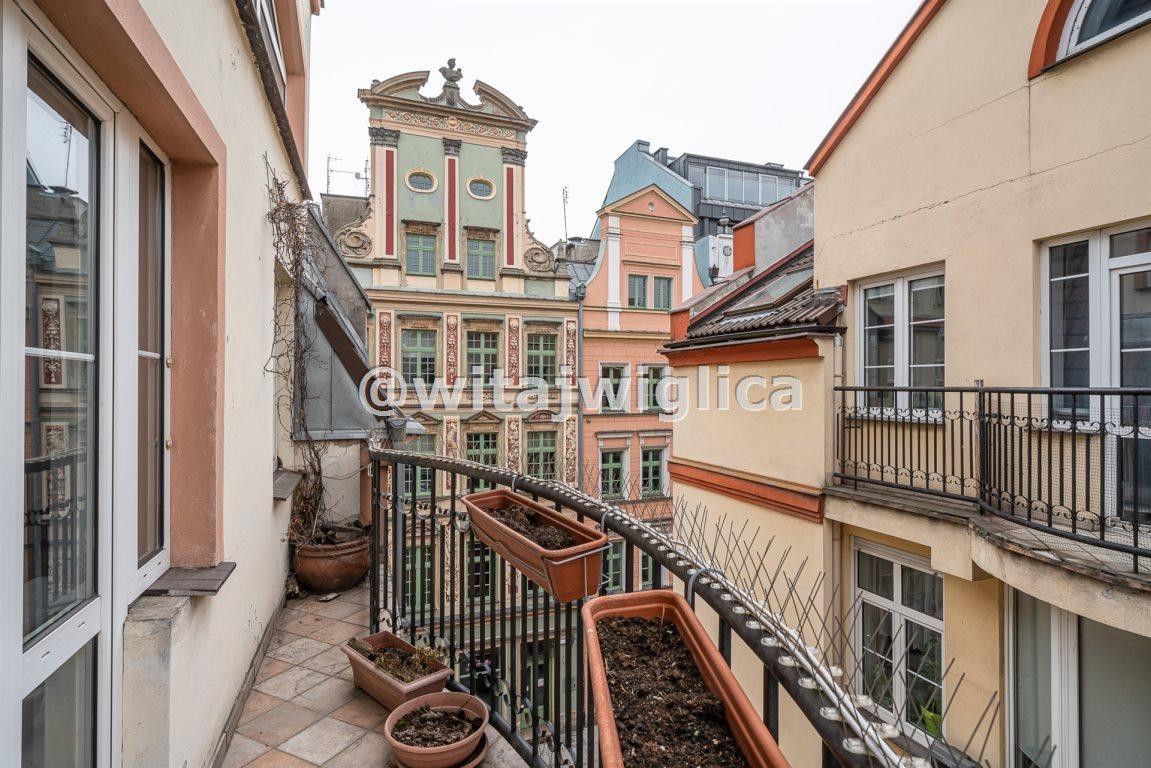 Mieszkanie dwupokojowe na wynajem Wrocław, Stare Miasto, Rynek, Kuźnicza  79m2 Foto 2