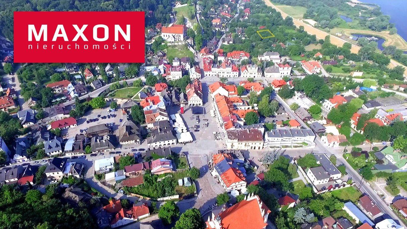 Działka budowlana na sprzedaż Kazimierz Dolny  1731m2 Foto 1