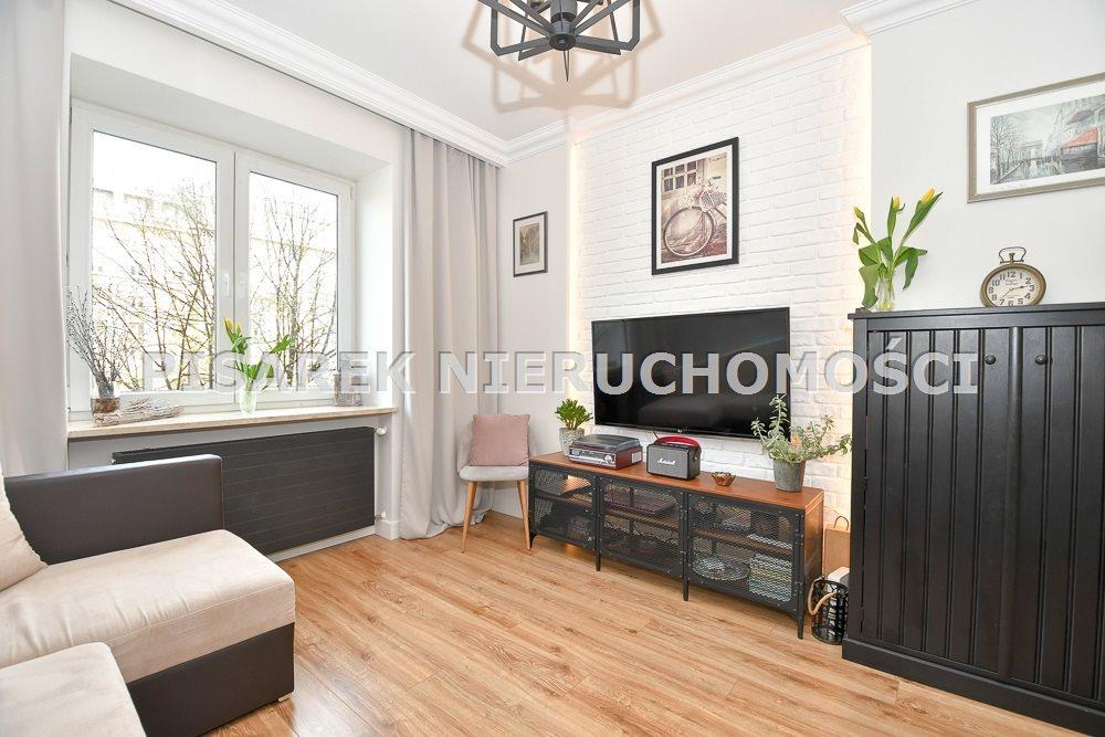 Mieszkanie dwupokojowe na sprzedaż Warszawa, Śródmieście, Muranów, Andersa  46m2 Foto 2