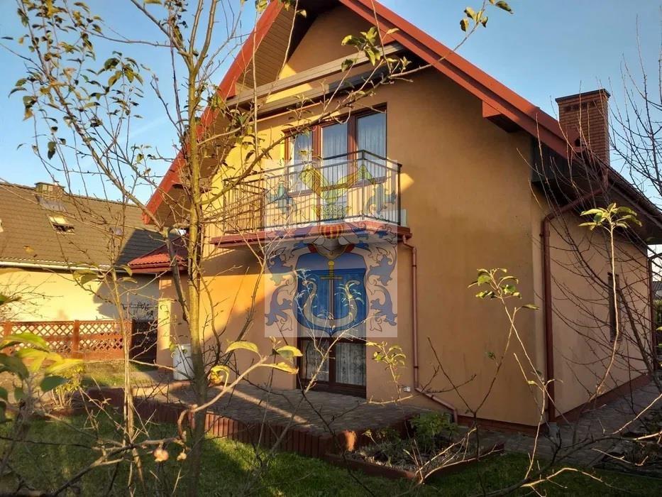 Dom na wynajem Kraków, Kraków-Nowa Huta, Grębałów  90m2 Foto 1