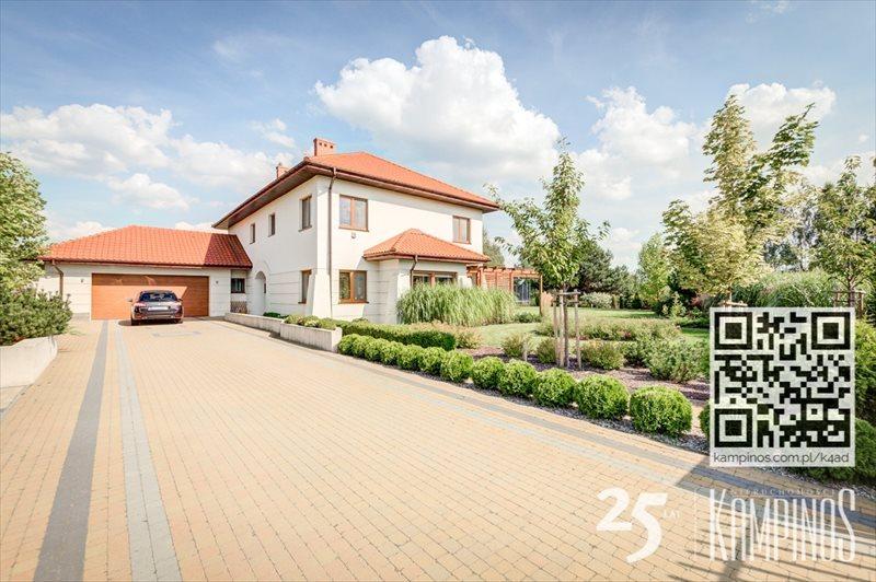 Luksusowy dom na sprzedaż Lipków, Stare Babice, oferta 2703  285m2 Foto 1