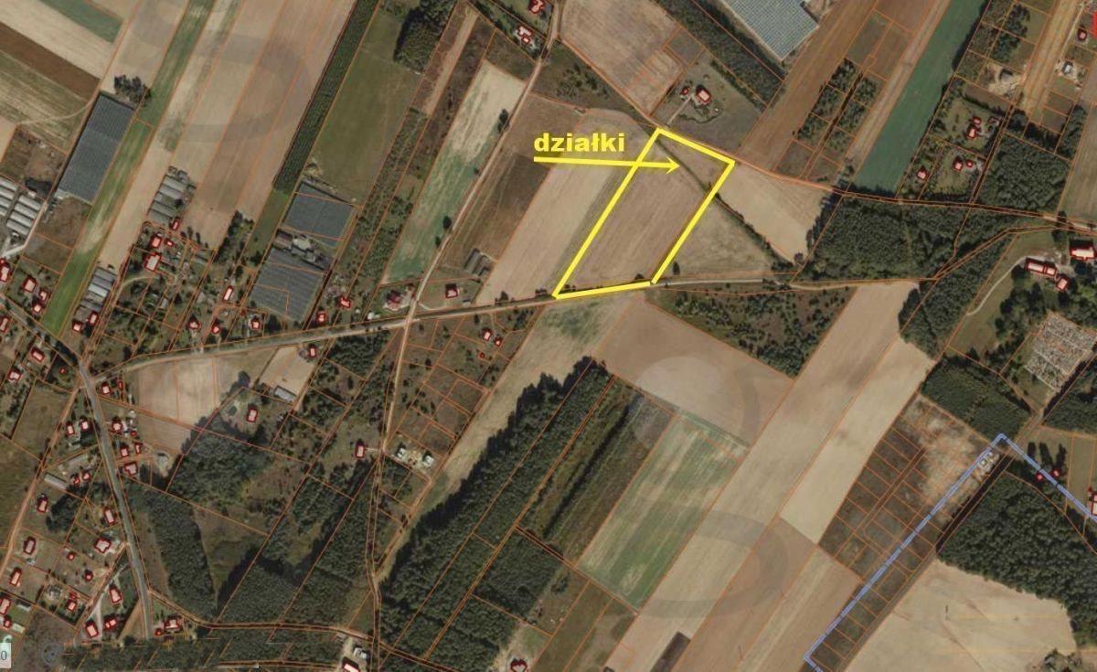 Działka budowlana na sprzedaż Mokre  1770m2 Foto 10