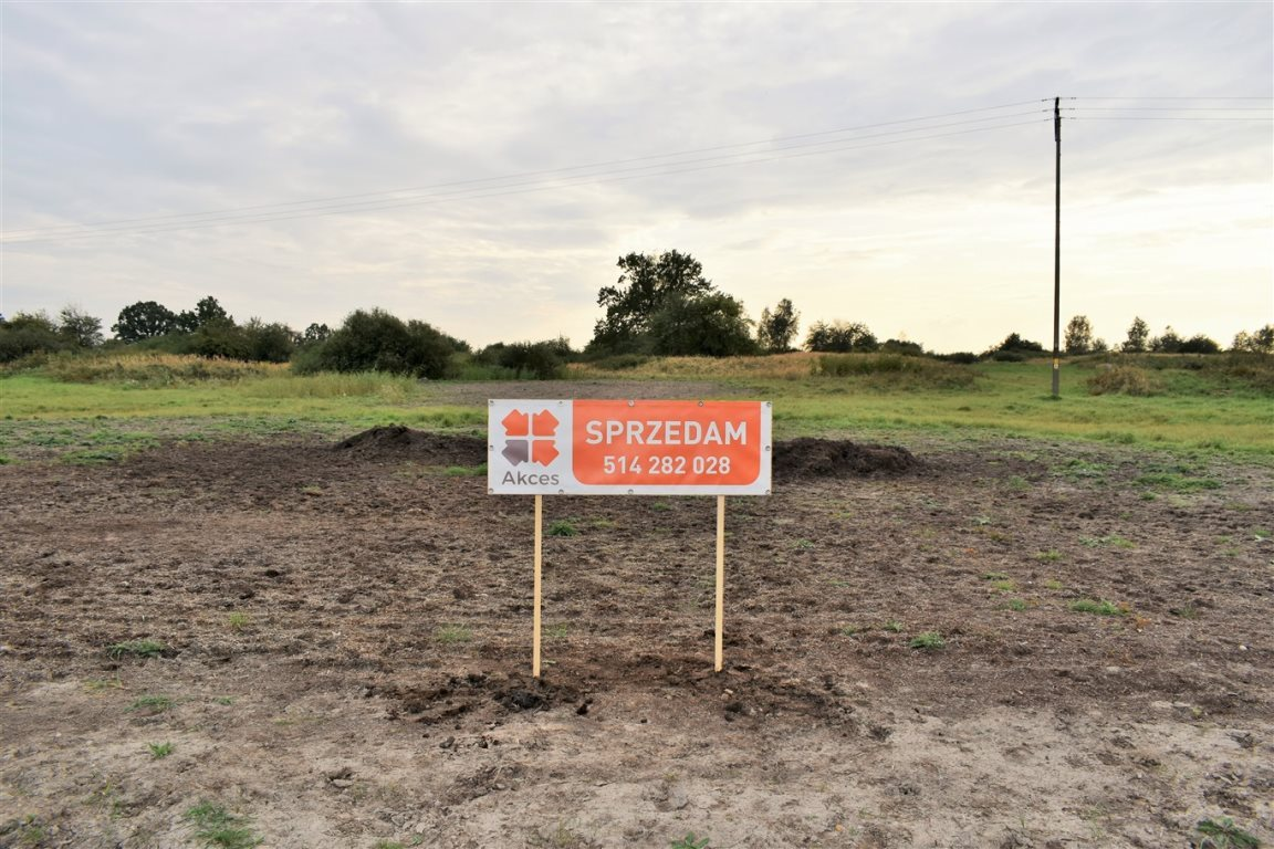 Działka budowlana na sprzedaż Kamienica Polska  1053m2 Foto 1