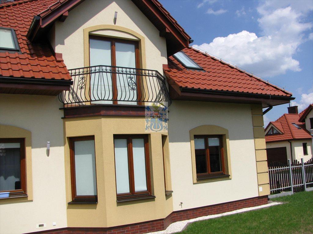 Dom na wynajem Kraków, Kraków-Podgórze, Opatkowice, Leona Petrażyckiego  262m2 Foto 2