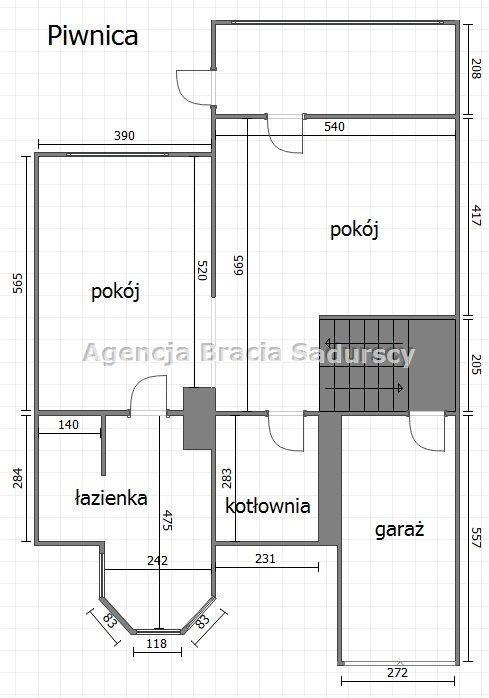 Dom na wynajem Kraków, Dębniki, Dębniki Stare, Zielna  350m2 Foto 8