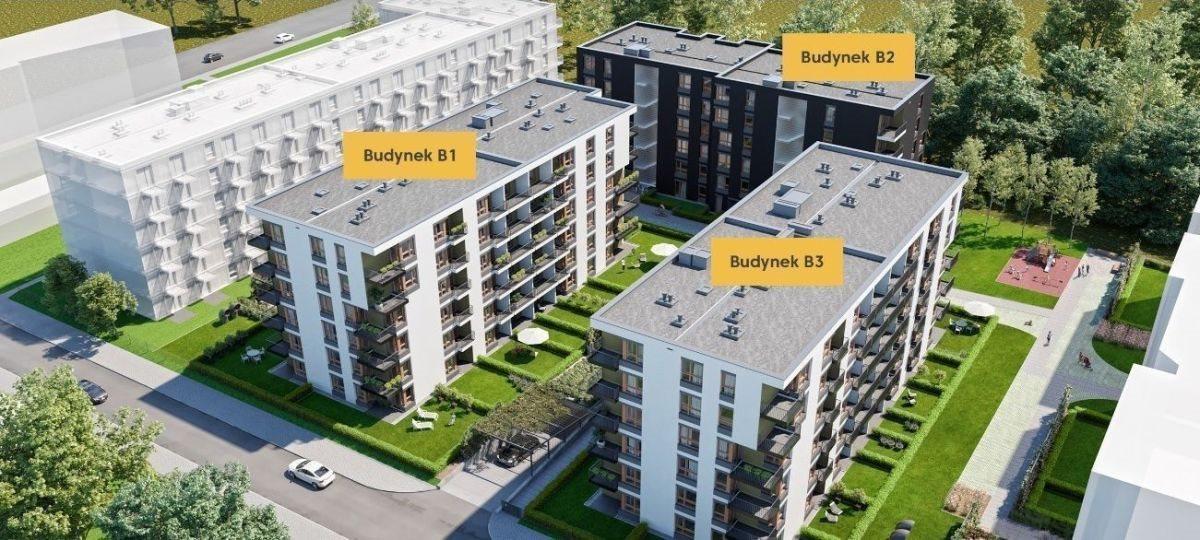 Mieszkanie trzypokojowe na sprzedaż Poznań, Jeżyce, Jeżyce, Dąbrowskiego  65m2 Foto 3