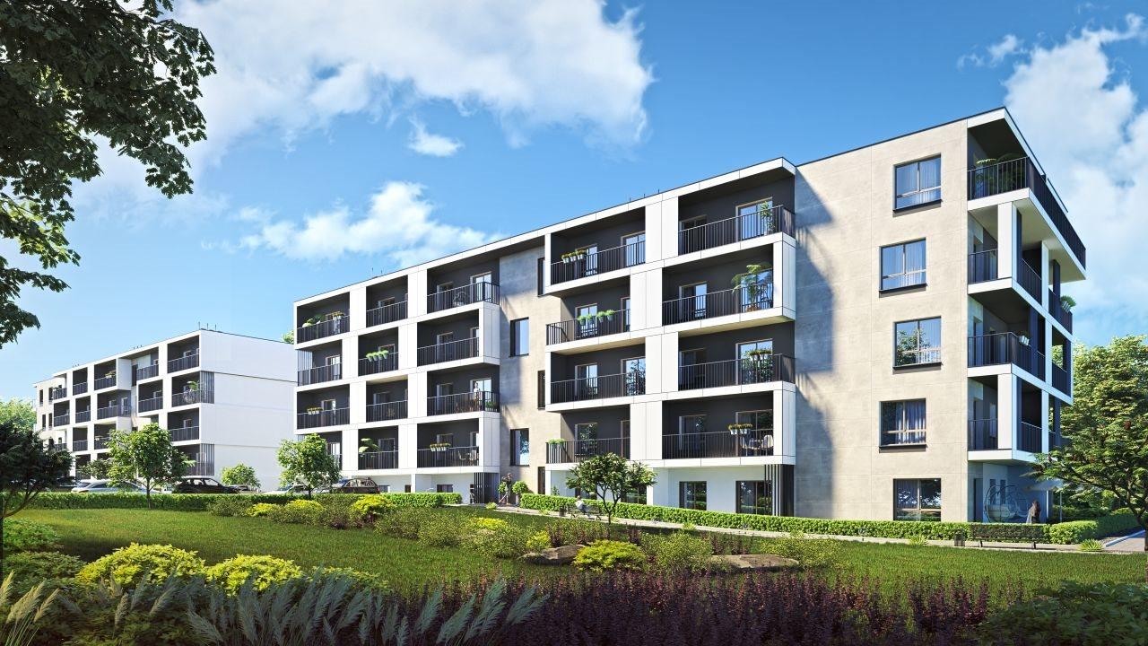 Mieszkanie dwupokojowe na sprzedaż Czechowice-Dziedzice, Legionów  34m2 Foto 1