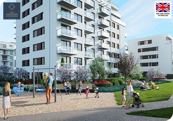 Mieszkanie trzypokojowe na sprzedaż Rumia, Janowo, Żeglarzy  53m2 Foto 3