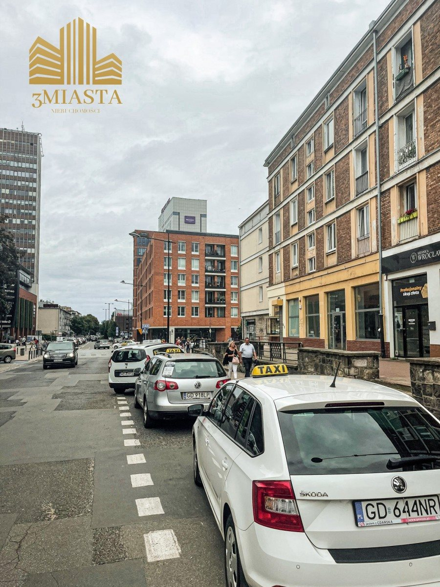 Mieszkanie dwupokojowe na sprzedaż Gdańsk, Wrzeszcz  47m2 Foto 1