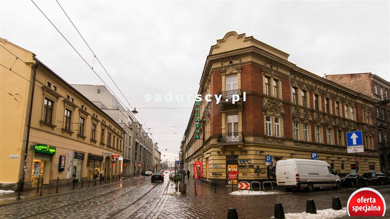 Mieszkanie dwupokojowe na sprzedaż Kraków, Stare Miasto, Stare Miasto, Zwierzyniecka  117m2 Foto 1