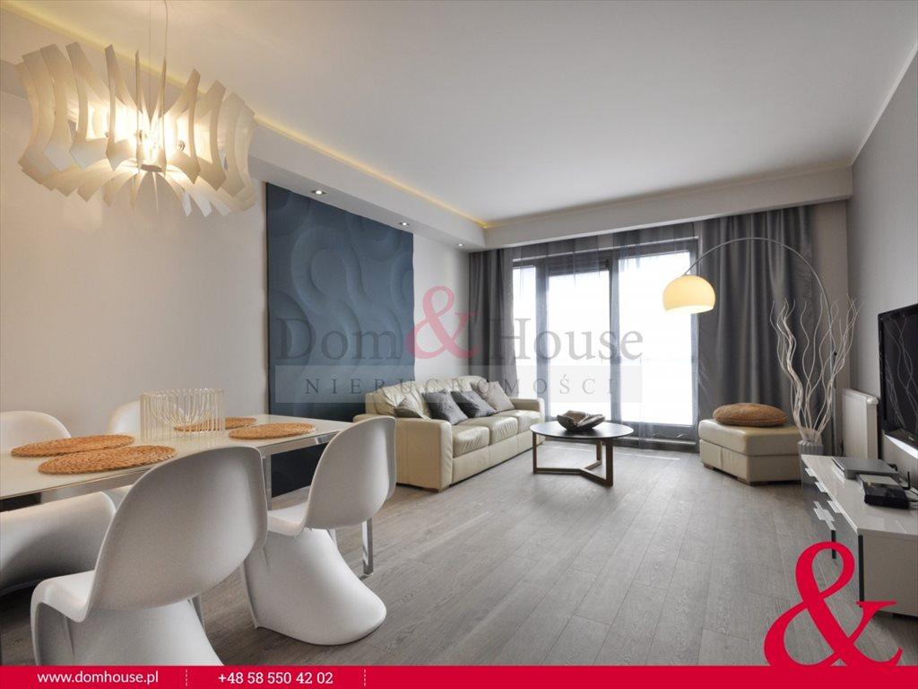 Mieszkanie dwupokojowe na wynajem Gdańsk, Śródmieście, Szafarnia  59m2 Foto 1