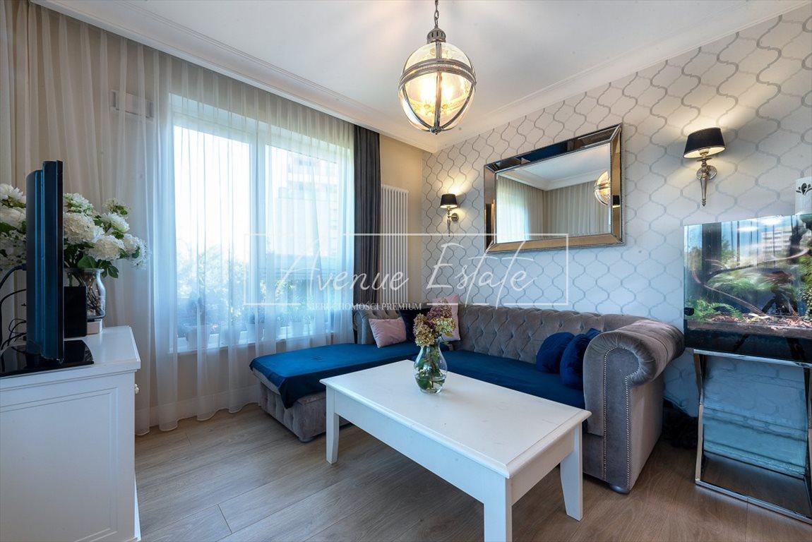 Mieszkanie trzypokojowe na sprzedaż Warszawa, Wilanów, Aleja Rzeczypospolitej  63m2 Foto 3