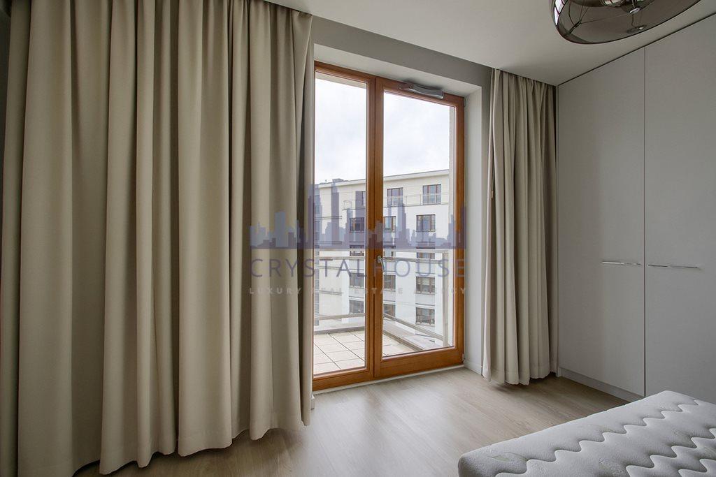Mieszkanie trzypokojowe na wynajem Warszawa, Śródmieście, Leona Kruczkowskiego  104m2 Foto 9