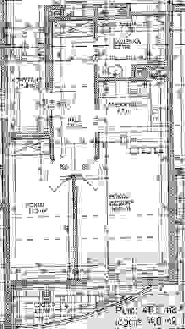 Mieszkanie dwupokojowe na wynajem Warszawa, Mokotów, Bukowińska  45m2 Foto 13