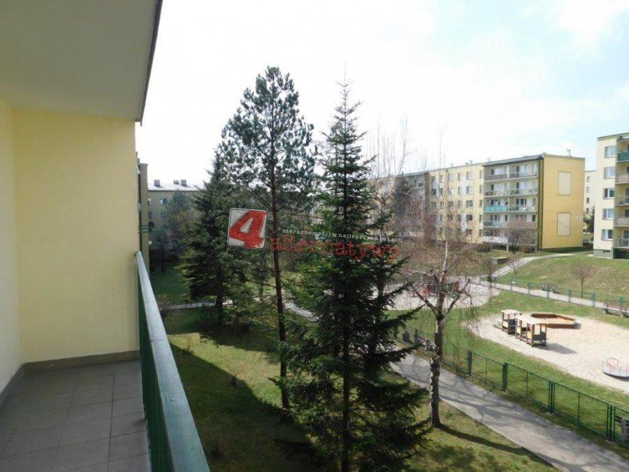 Mieszkanie dwupokojowe na wynajem Tarnów, Grabówka, Osiedle Zielone  48m2 Foto 4