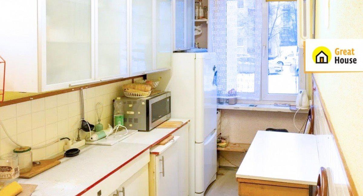 Mieszkanie trzypokojowe na sprzedaż Kielce, Bocianek, Cypriana Kamila Norwida  60m2 Foto 5