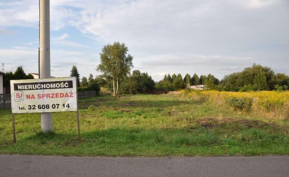 Działka rolna na sprzedaż Myszków, Chopina  2406m2 Foto 1